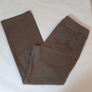 Ann Taylor LOFT Women Original Boot Jeans Pants 14